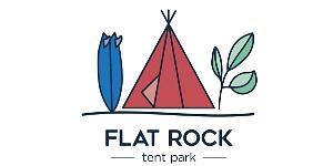 Flat Rock Tent Park Logo